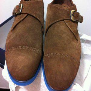 Cantarelli Italian sartorial beautiful shoe 11US